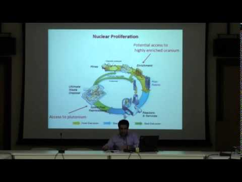 Challenges of Nuclear Power in the Middle East