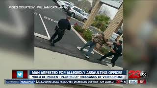 Arrest by force viral video