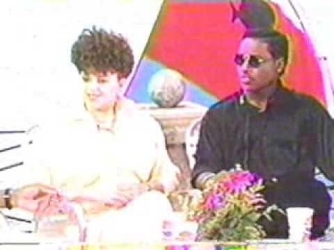 Stacy Lattisaw & Johnny Gill Interview