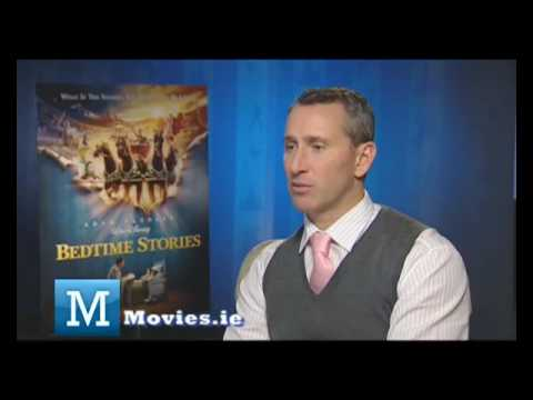 Adam Shankman - The Man Behind Bedtime Stories & Hairspray 2