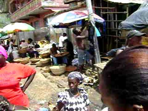 Freetown Street Market