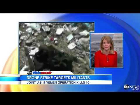 US Drone Kills Militants, Civilians in Yeme