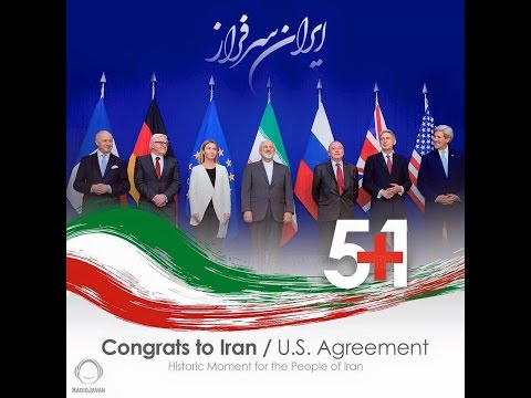 Iran nuclear deal: historic agreement  in Vienna