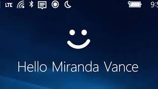 ナイト オブ Windows 10 Mobile低バッテリー