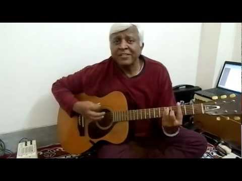 Kisi Ki Muskurahaton Pe From Raj Kapoors Movie Anari - (Guitar...