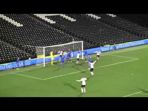 Fulham 3-2 Chelsea, FA Youth Cup Final First Leg