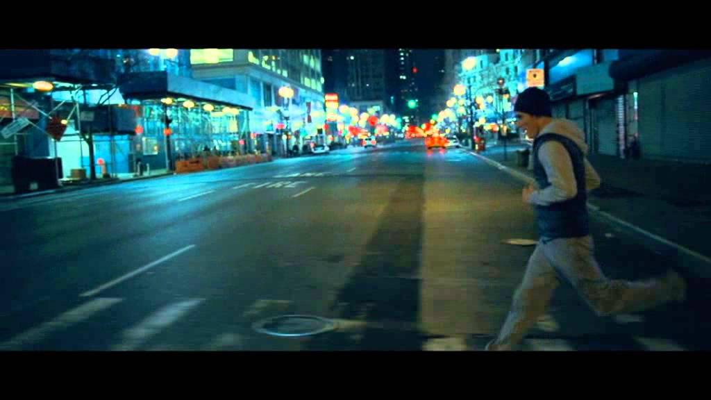 Shame - Jogging Scene