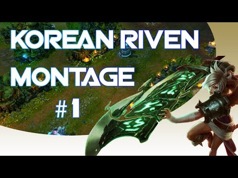 Korean Riven Montage #1 video