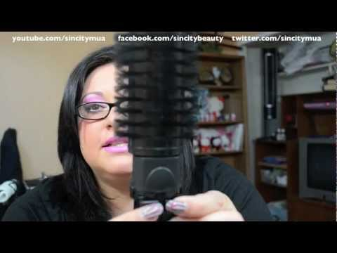 Infiniti Pro 2 Spin Brush by Conair Review & Demo