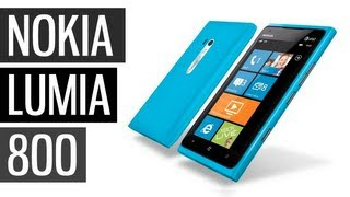 REVIEW: Nokia Lumia 800 Mobile Phone