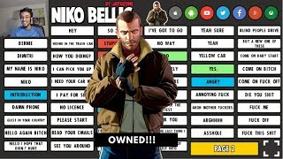 NICO BELLIC OWNES A SCAMMER!!!!