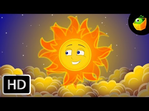 Sooriyan - Chellame Chellam - Cartoon animated Tamil Rhymes For Kids video