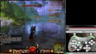 Xpadder and MMOs (Guild Wars 2) 01. Intro