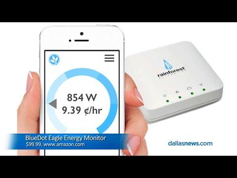 Tech Review: BlueDot Eagle Energy Monitor
