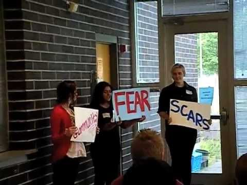 Peace Activist Trainees Summary Video 2012