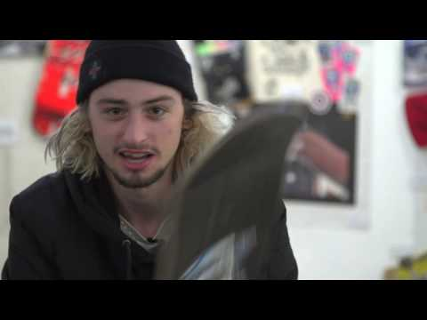 Powerply Anti-Chip Skateboards | Henry Gartland Approved!
