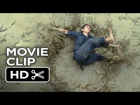 The Raid 2 Movie Clip - Prison Mud Fight (2014) - Action Movie Sequel Hd video