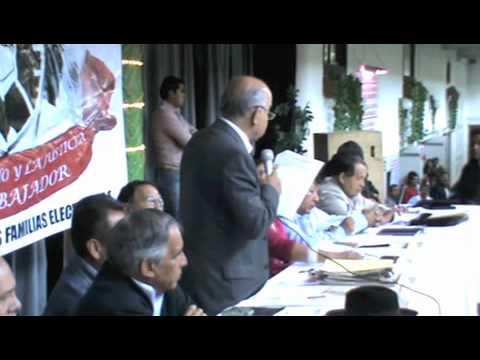 Coalición Temporal del SME 15 de Febrero de 2011 parte 1