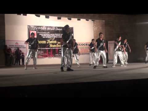 In ankhon ki masti ke dance by lotus dance academy panchkula