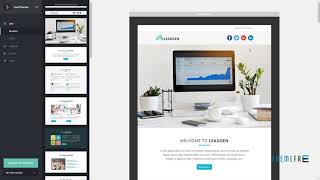 LeadGen - Multipurpose Responsive Email Template With Stampready Buil