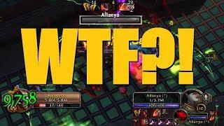 "Bajheera - ""HOW DID THIS HAPPEN?!"" (Epic WoW Bug) - WoW Legion 7.3 Warrior PvP"
