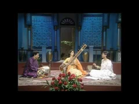 Alif Laila ~ Sitar, Raag Shivaranjani Dhun, Live In Bangladesh Tv, Sudhir Ghorai ~ Tabla video