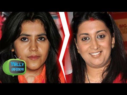 Smriti Irani Avoids Ekta Kapoor For Kyun Ki Saas Bhi Kabhi Bahu...