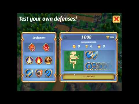 Royal Revolt 2 NEW Defense tips and tricks updated