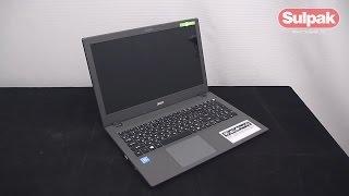 Ноутбук Acer E5-532 (NX.MYVER.014) Распаковка (Sulpak.kz)