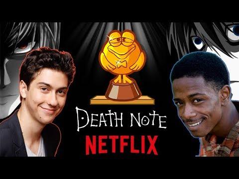 Тетрадь смерти от Netflix | Экранизация достойная оскара!