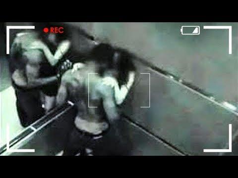 Güvenlik Kameralarına Yakalanan En İlginç Olaylar