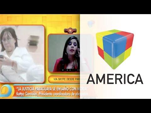 """""""Es vergonzoso el vedetismo de la Justicia paraguaya"""""""
