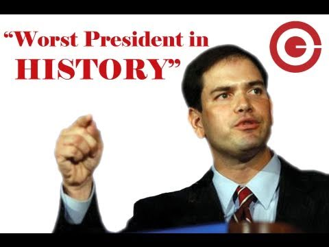 Rubio: Obama Competing For