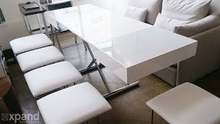 (0.66 MB) Compact White Glass Box Coffee Table Demonstration Mp3