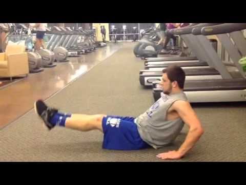Elevated Legs Elevated Leg Raises
