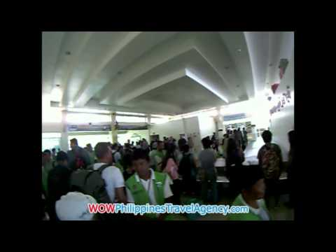Puerto Princesa - Palawan Airport - WOW Philippines Travel Agency