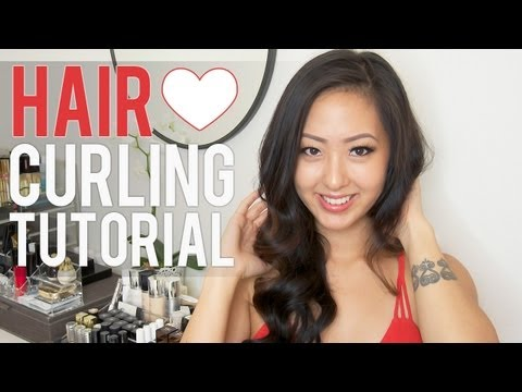 HAIR: Easy. Retro Romantic Curls Tutorial