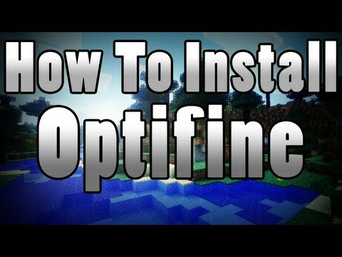Minecraft 1.5.2: How To Install Optifine (PC) 1080p