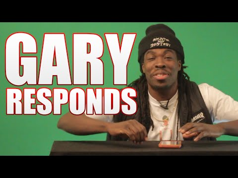 Gary Responds To Your SKATELINE Comments - Palace Skate Gear, Tanner Van Vark,  Ishod Wair, LeBron