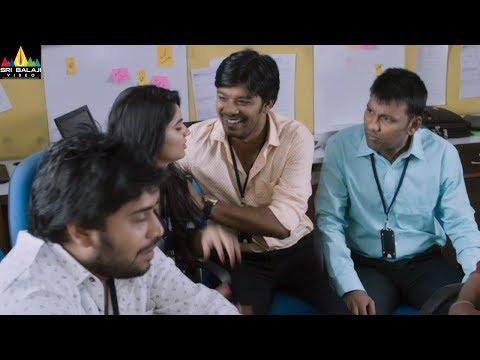 Enduko Emo Latest Telugu Movie Scenes | Sudigali Sudheer Comedy With Posani | Sri Balaji Video