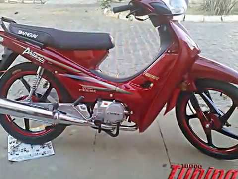 Shineray Phoenix 50cc