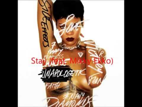 Rihanna - Unapologetic (full Album) video
