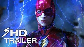 The Flash (2020) - Movie Trailer Concept Ezra Miller (Fan Made)