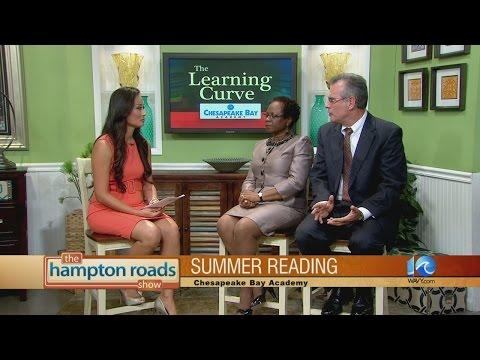 Horizons summer reading program with Chesapeake Bay Academy - 08/07/2014