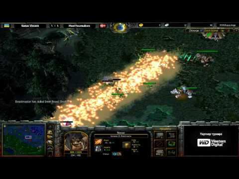 Navi vs MyM @ Intel Challenge SuperCup WB Round 2 - Game 3