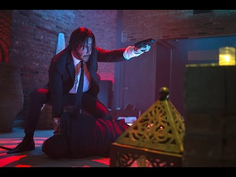 John Wick (Starring Keanu Reeves) Movie Review