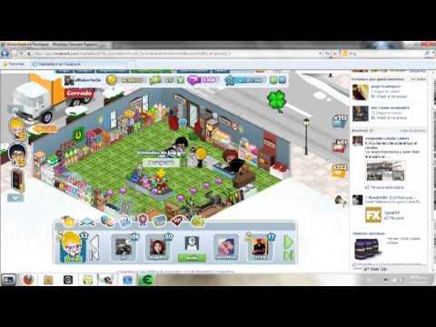 Hack de Monedas,Coins,Cash,Lvl Up marketland en Internet Explorer