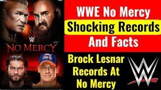WWE No Mercy Shocking Records And Facts In Hindi WWE No Mercy 2017 Results Highlights Kon jeetega