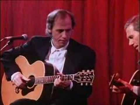 Mark Knopfler&Chet Atkins - Instrumental Medley