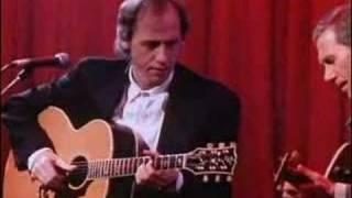Mark Knopfler Chet Atkins Instrumental Medley